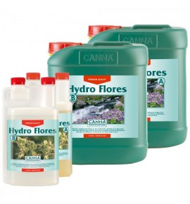 HYDRO FLORES A+B AGUA BLANDA 1L