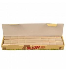 Caja Conos Raw King Size Orgánico (32 uds)