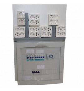 PANEL DE CONTROL 24 L X 600 W